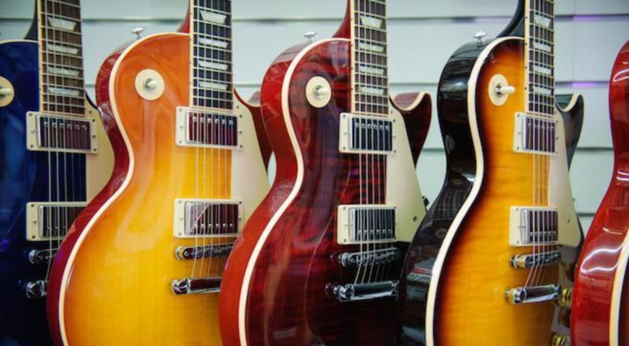 Top Ten Electric Guitars For Beginners